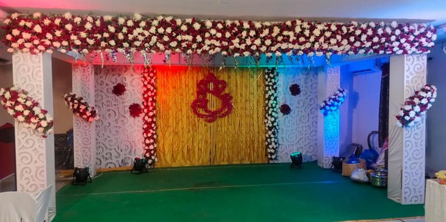KK Function Hall Madhurawada Visakhapatnam - Banquet Hall