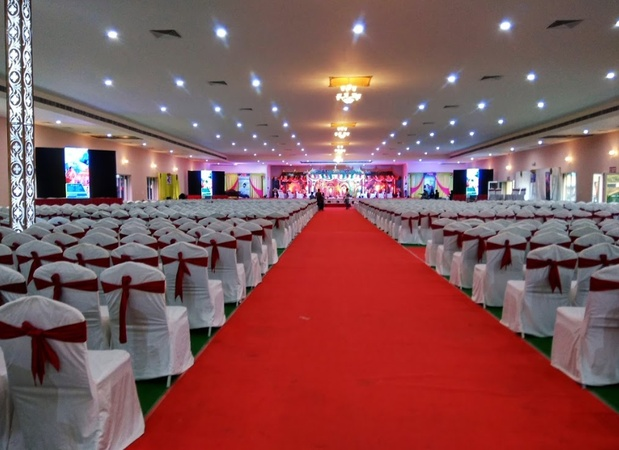Anand.N Convention Center Kukatpally Hyderabad - Banquet Hall