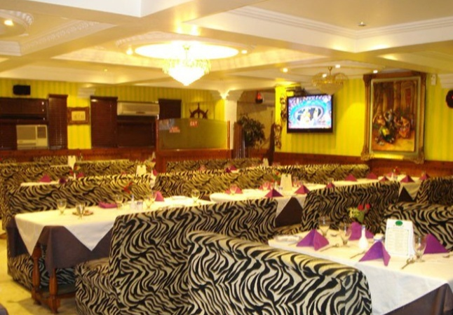 Pearls Regency Restaurant Sector 29 Noida - Banquet Hall