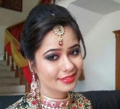 Sara at Blush Salon | Hyderabad | Makeup Artists
