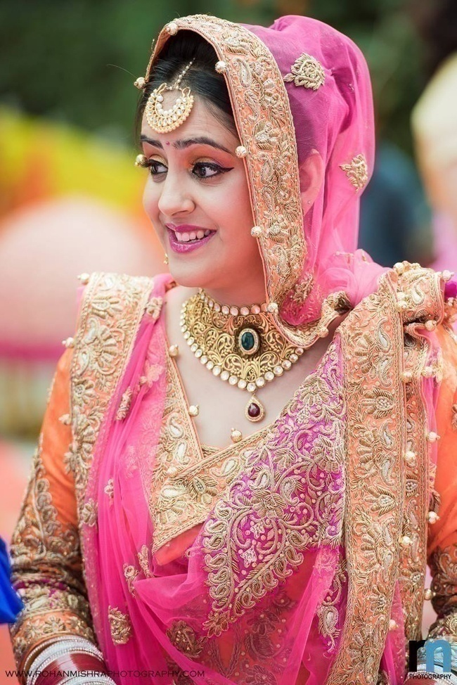 10 punjabi brides who gave us major bridal wear goals