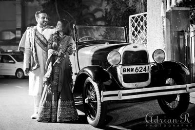 Creative wedding photography ideas