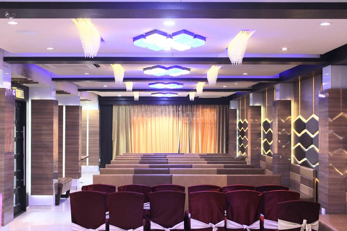 Tulsi Restaurant And Banquet Parvat Patiya Surat - Banquet Hall
