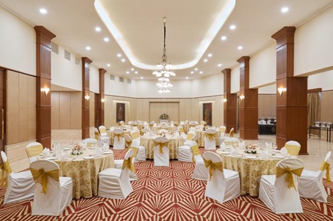 Taj Connemara Anna Salai Chennai - Banquet Hall