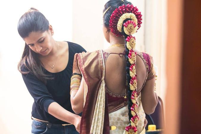 Makeup by Manjusha Bajaj   Bangalore   Makeup Artists