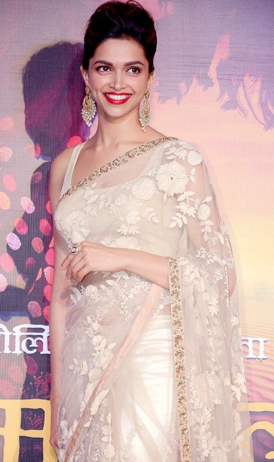 12 Ah-Mazing Deepika Padukone Blouse Designs To Steal For ...