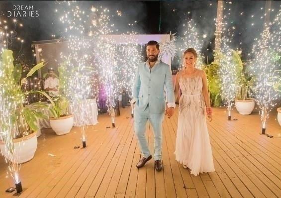THE GOA WEDDING