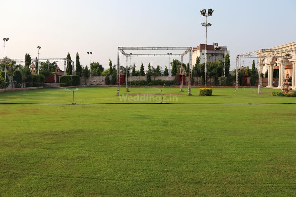 Rajwada Palace Marriage Garden Jagatpura, Jaipur  Banquet Hall  Wedding Lawn  WeddingZ.in