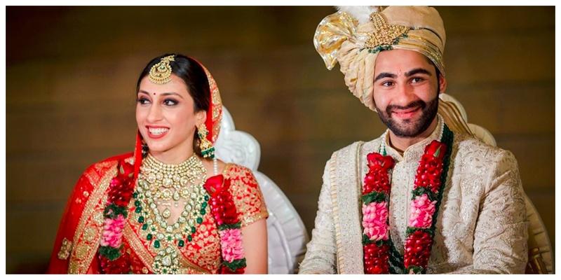 #AnissaMaanGayi: Armaan Jain and Anissa Malhotra get Hitched!