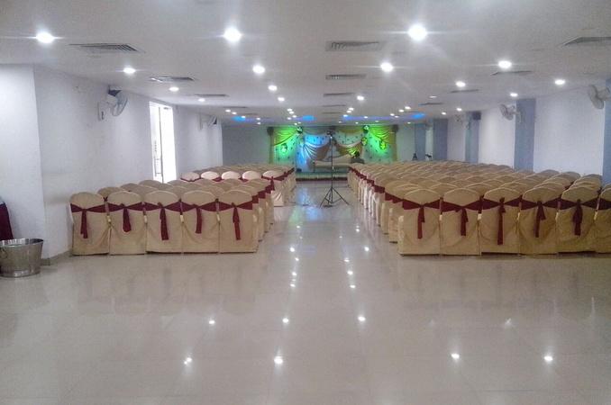 Vedika Banquet Hall Uppal Hyderabad - Banquet Hall