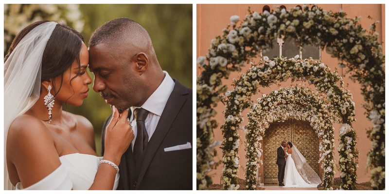 5 Takeaways From Idris Elba and Sabrina Dhowre's Wedding Nuptials