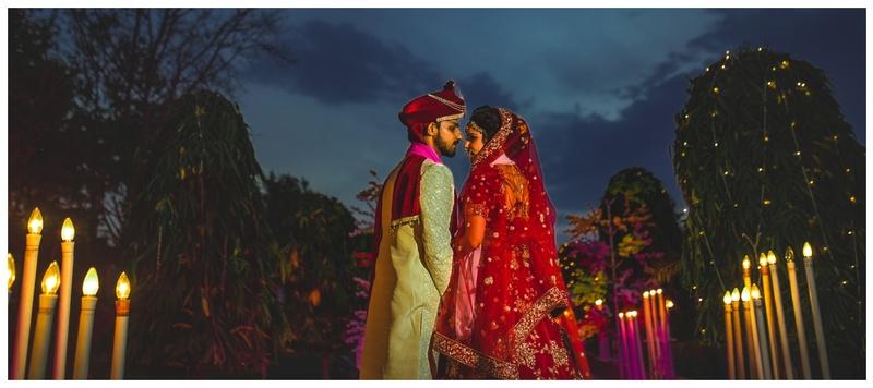 Dinesh & Nishtha Pushkar : A dreamy destination wedding held at the breathtaking Pushkar Fort!