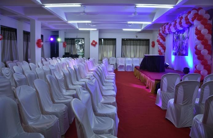 Aansha Banquet Hall Nerul Navi Mumbai Mumbai - Banquet Hall