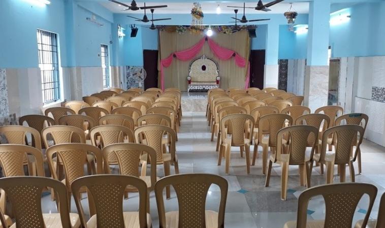 Sree Poorna Anugraha Mini Hall Thudiyalur Coimbatore - Banquet Hall
