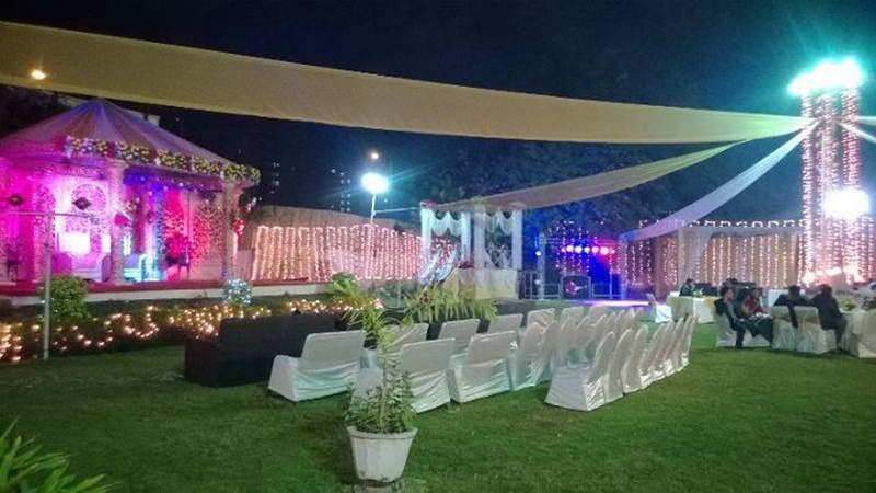 Ahinsa Farms Nehru Nagar Ghaziabad - Banquet Hall