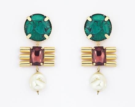 Chic Designer Earrings
