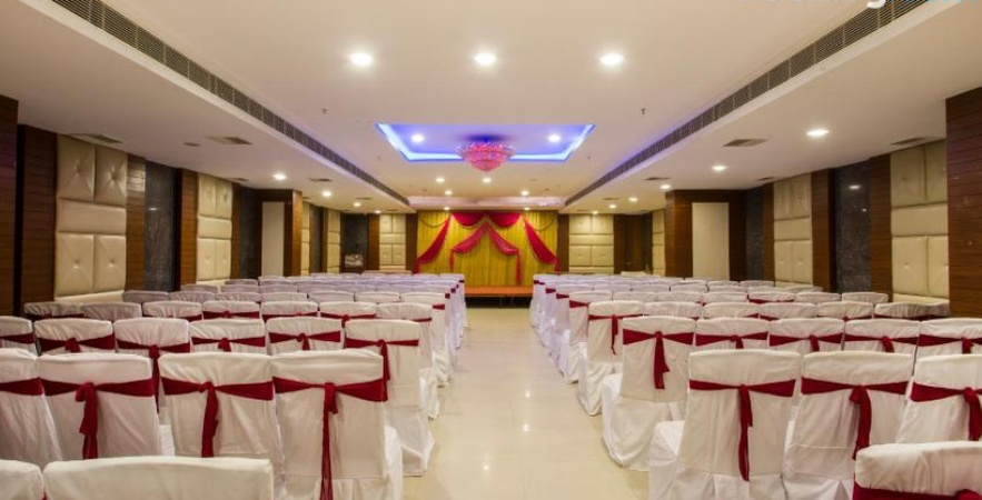Hotel Majestic International Himayatnagar Hyderabad - Banquet Hall