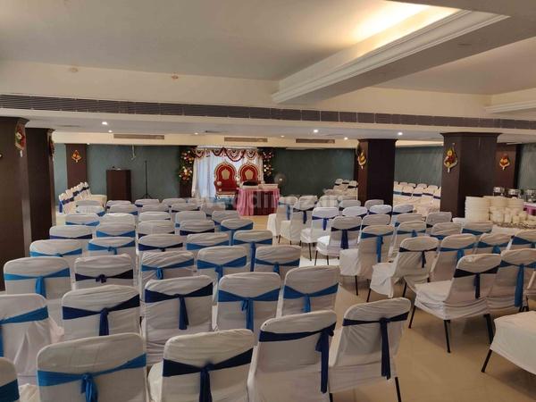 Zaika Restaurant Old Padra Road Baroda - Banquet Hall