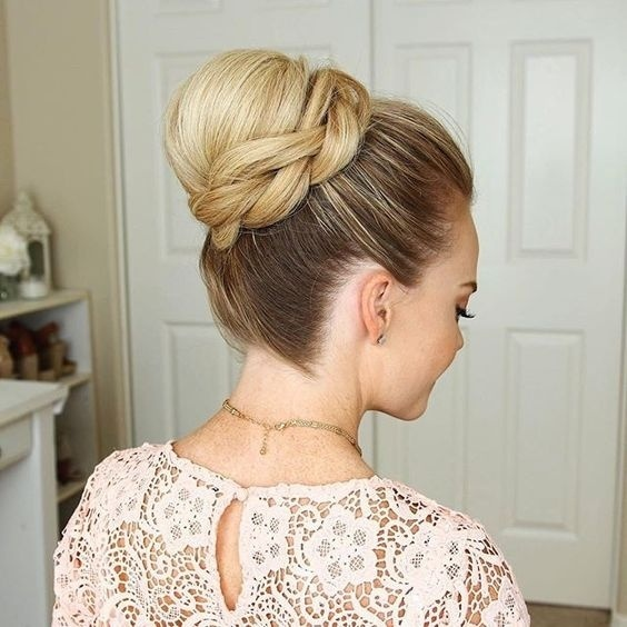 Indian Braids Hairstyle: 6 Braided Bun Hairstyles That Are Simply Ah-mazing For