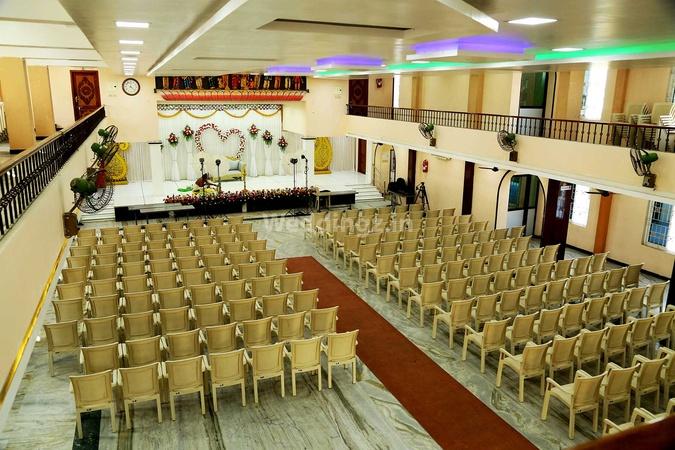 Shree Neelambal Mahal Pallikaranai Chennai - Banquet Hall