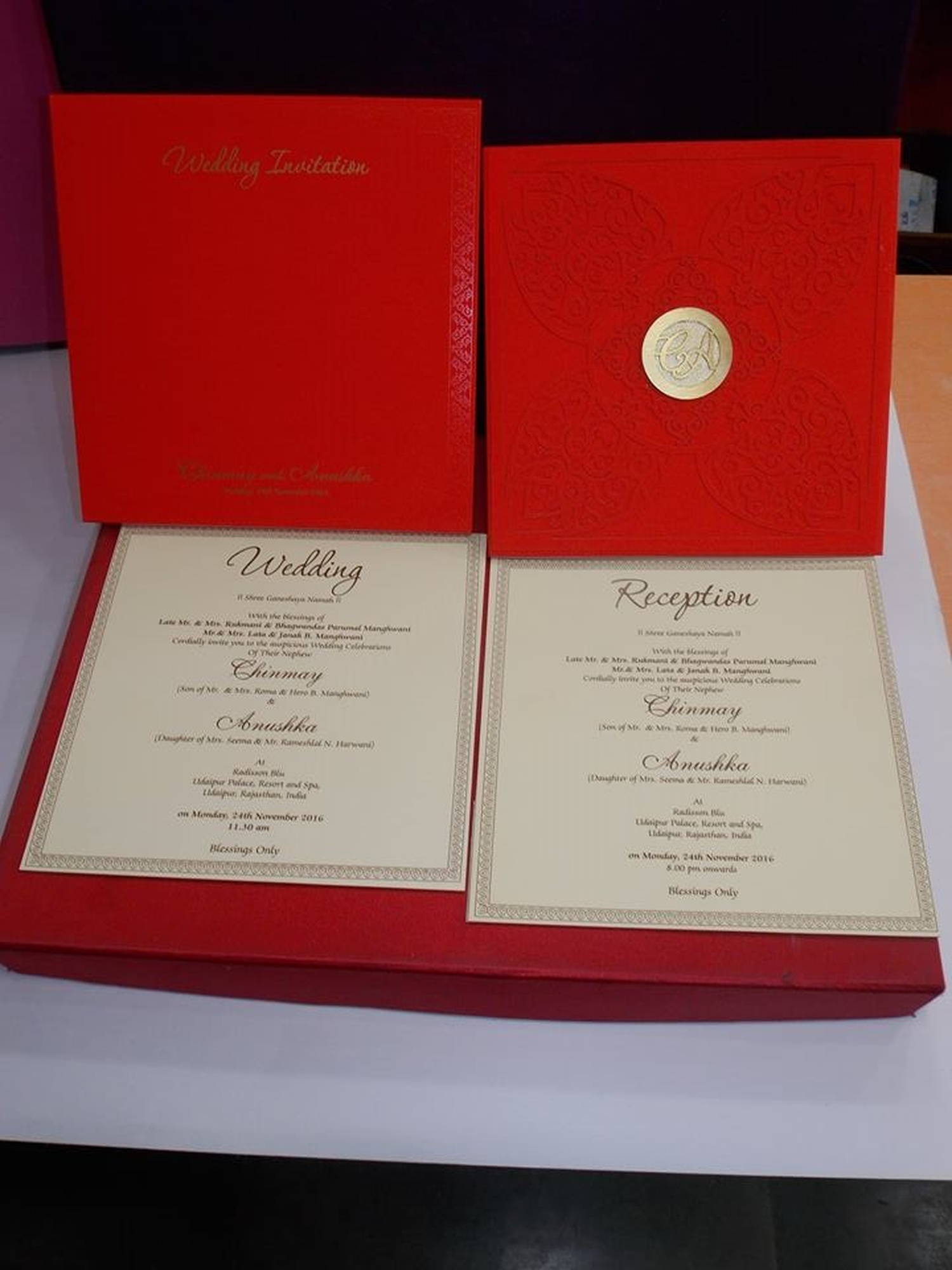 New Bombay Card Centre, Wedding Invitation Card in Mumbai | WeddingZ