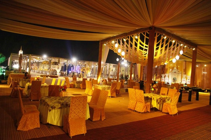 Country Farms Zirakpur Chandigarh - Banquet Hall