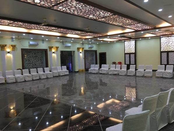 Classic Continental Khandagiri Bhubaneswar - Banquet Hall