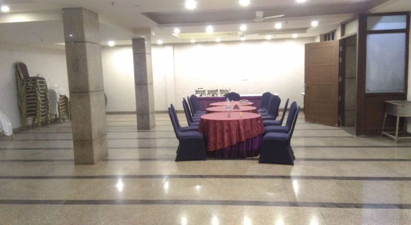Hotel HC Grand Jasola Delhi - Banquet Hall