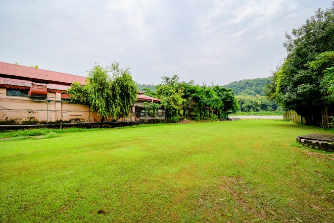 Corbett Call Resort Ramnagar Jim Corbett - Wedding Lawn
