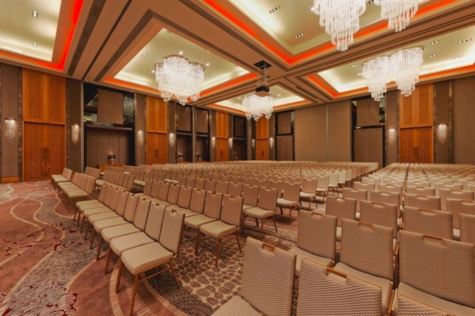 The Marriott Hotel Whitefield Bangalore - Banquet Hall