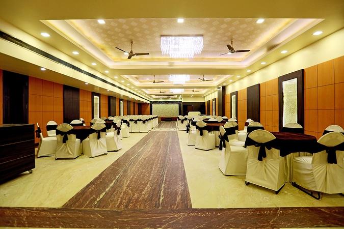 Swiss Hotel Daulatpura Ghaziabad - Banquet Hall