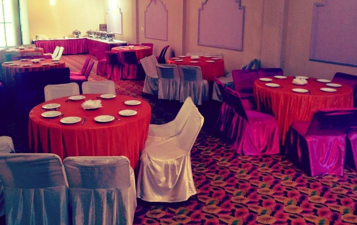 Hotel Nav Classic Samrala Road Ludhiana - Banquet Hall