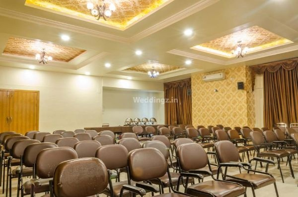 Hotel Shantai, MG Road, Pune