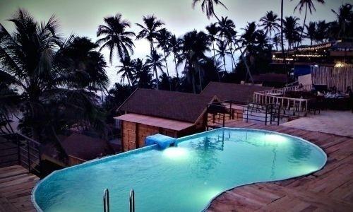Bogmallo Beach Resort, Vasco-Da-Gama, Goa