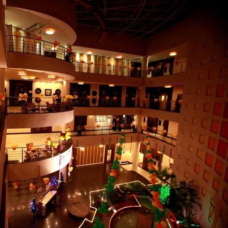 The Spring Club Tangra Kolkata - Banquet Hall