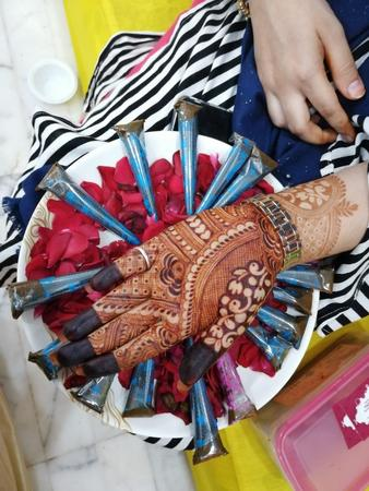 Bridal Mehendi Art | Mumbai | Mehendi Artists