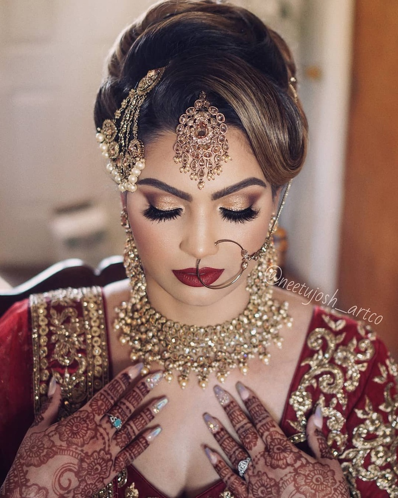 Wedding Makeup Trends To Look Out For In 2019 Blog