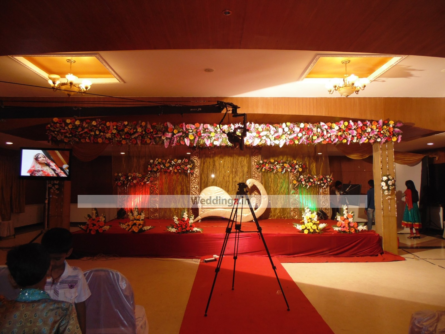 Country Club Inn Bellandur Bangalore Banquet Hall