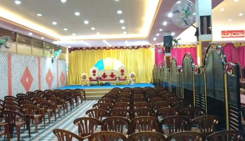 Milan Bhavan Wedding Hall Dum Dum Kolkata - Banquet Hall