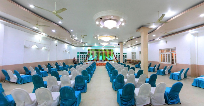 Welcome Lawn Chetganj Varanasi - Banquet Hall