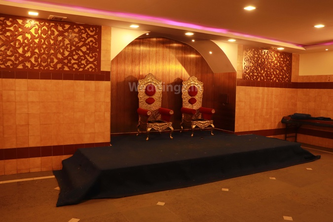 A-One Palace Function Hall Frazer Town Bangalore - Banquet Hall