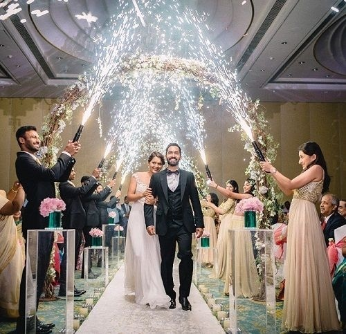 Wedding Pictures Ideas: 10 Unconventional Couple Entry Ideas To Rock At Your
