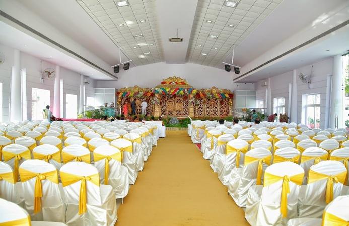 Sri Lakshmi Convention Hall Karmanghat Hyderabad - Banquet Hall