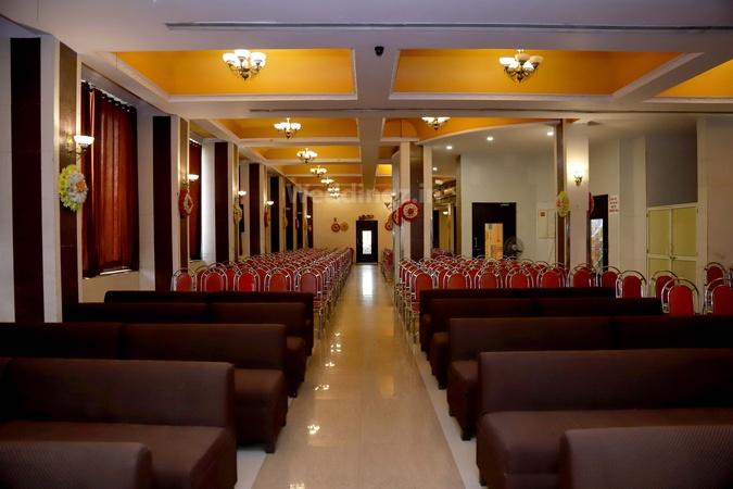 Samel Mangal Karyalay Kalyan Mumbai - Banquet Hall