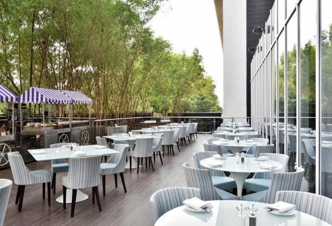 Marriott Suites Koregaon Park Pune - Banquet Hall