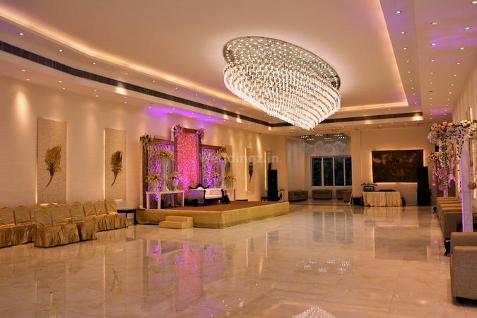 Iskcon House Ballygunge Kolkata - Banquet Hall