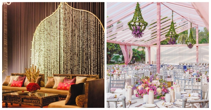 Sepia Events: For Dreamy and Larger-than-life Wedding Decor