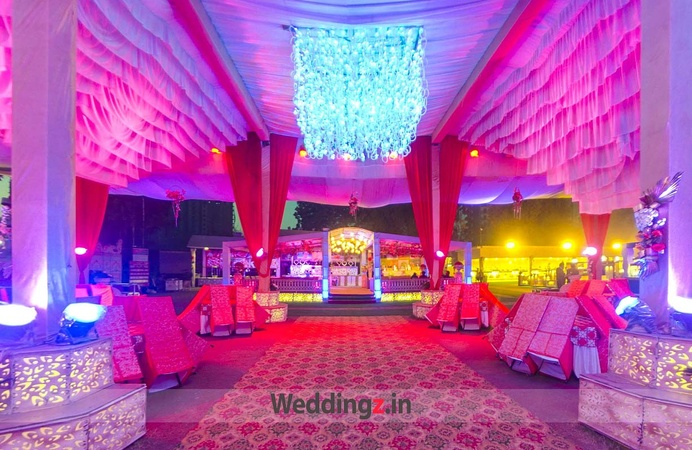 Royal Ambience Party Lawn Indirapuram Ghaziabad - Banquet Hall