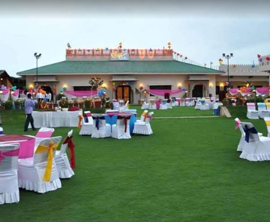 Cheelgadi Restaurant and Banquet Mansarovar Jaipur - Banquet Hall