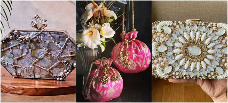 12 Must-have Bridal Bags and Clutches that Add an Extra Oomph